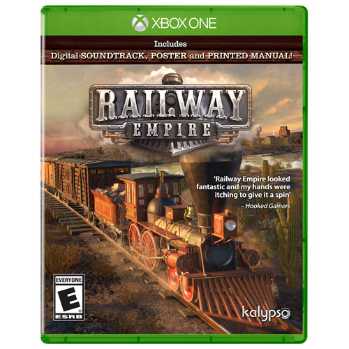 Railway Empire - Previously Played