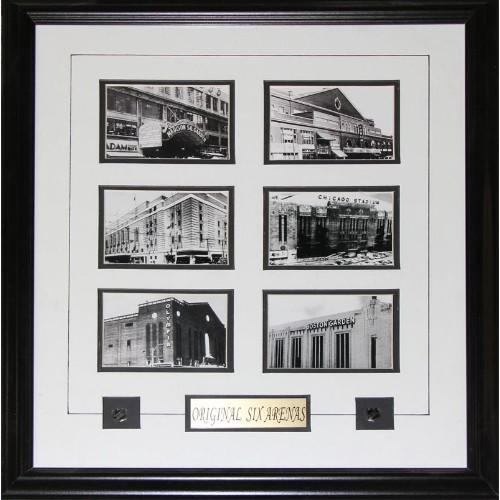 Original Six Arenas frame : NHL Memorabilia & Collectibles - Best ...