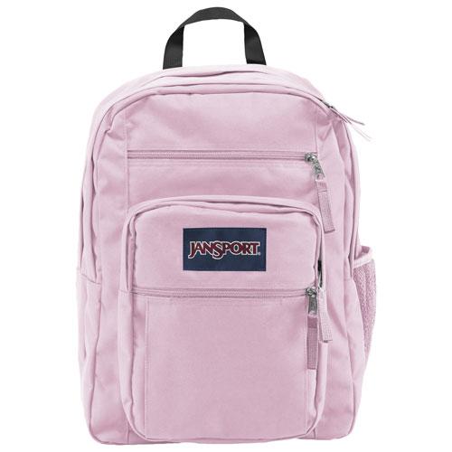feb63e2750 Jansport Big Student Day Backpack - Pink Mist   Backpacks - Best Buy Canada
