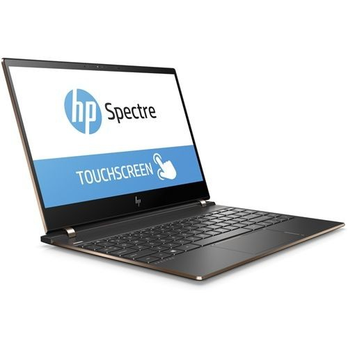 "HP Spectre13.3"" Touchscreen LCD Notebook -Intel i7-8550U (1.80 GHz) -8GB LPDDR3 -256GB SSD 1920x1080 -(IPS)(2SP67UA#ABL)"