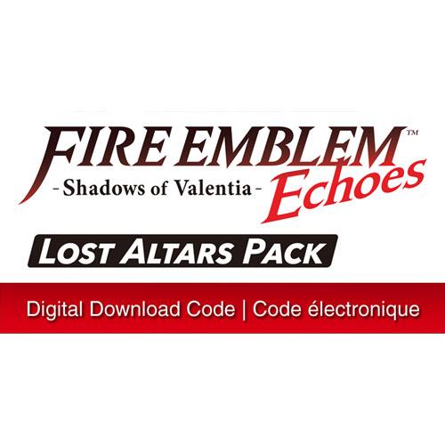 Fire Emblem Echoes: Shadows of Valentia Lost Altars Pack - Téléchargement numérique