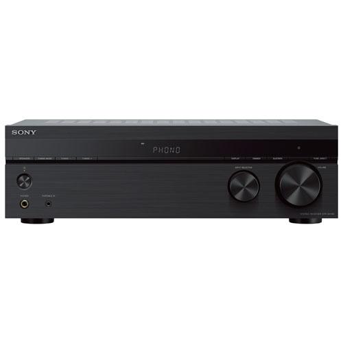 Sony STR-DH190 2.0 Bluetooth, A/B Speaker, Stereo Receiver