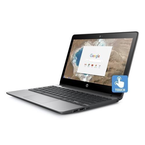 "HP 17.3"" HD+ Touchscreen Notebook (AMD A8-7410 8GB RAM 1TB HDD Win10) + McAfee Antivirus"