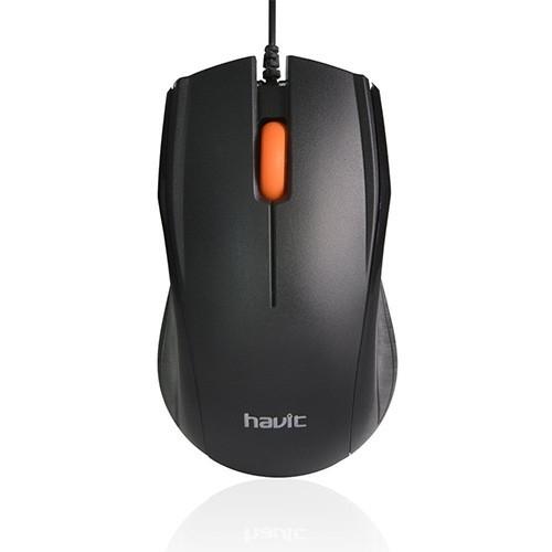 Havit HV-MS689 USB2.0 wired mouse_Black
