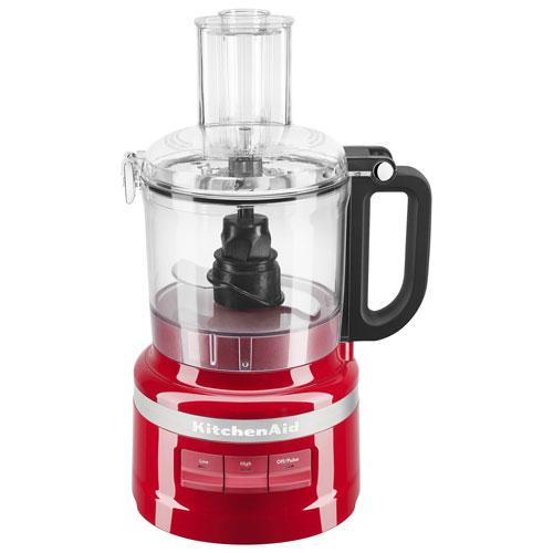 KitchenAid Food Processor - 7-Cup - Empire Red