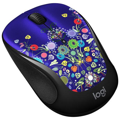 Logitech Art M325 Wireless Optical Mouse - Natural Jewelry