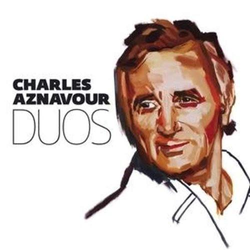 Duos [Audio CD] AZNAVOUR,CHARLES