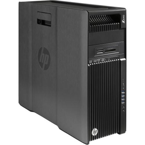 HP Workstation Z640 PC Desktop (Intel Xeon E5-2650V4 / 512GB SDD / 16GB RAM / Windows 7) - (T4P04UT#ABA)