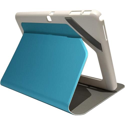Targus 10.1″ Samsung Galaxy Tab 4 EverVu Case – Blue – THZ45202CA