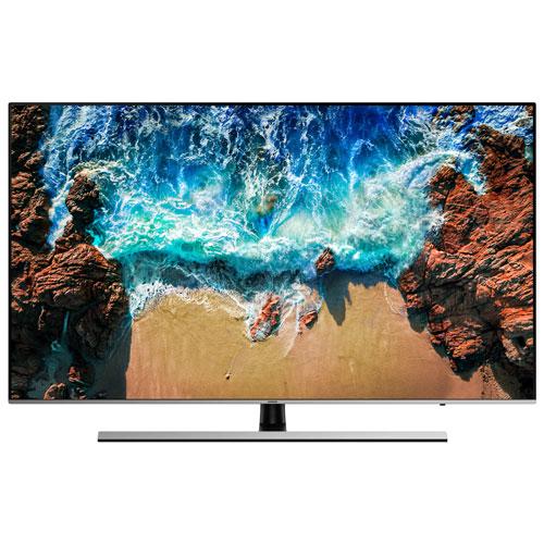 "Samsung NU8000 75"" 4K UHD HDR LED Tizen Smart TV (UN75NU8000FXZC)"