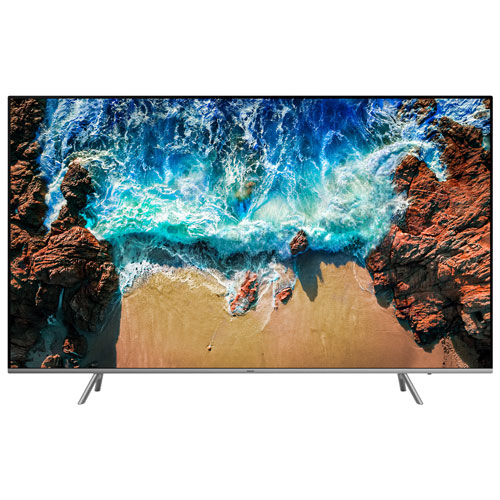 "Samsung NU8000 82"" 4K UHD HDR LED Tizen Smart TV (UN82NU8000FXZC)"