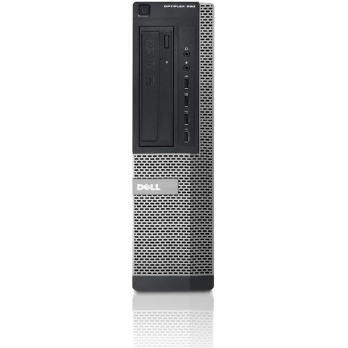 DELL Optiplex GX 790 Desktop I7 2600 3.1GHz, 8GB RAM, 250GB HDD, DVD, Windows 10 Pro - Refurbished