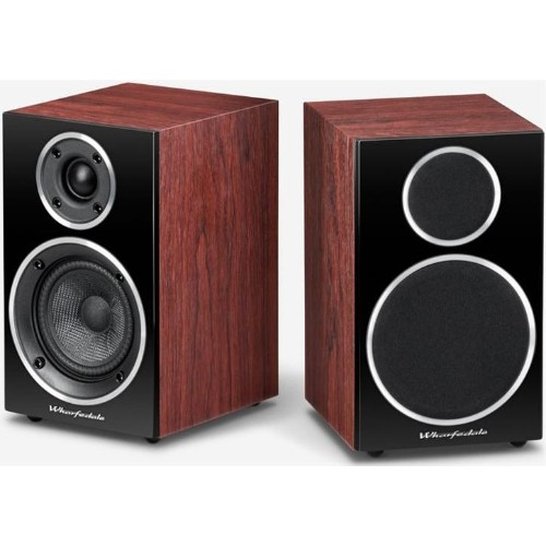 Wharfedale Diamond 210 Bookshelf Speakers Rosewood