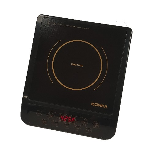 Konka KEO 13AS16 Induction Cooktop 1300W  Black   Online Only