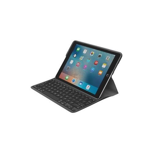 """Étui pour clavier Logitech CREATE iPad Pro 9.7 """"(920-008101) - Noire -Open Box"""
