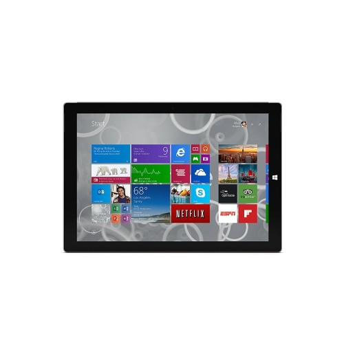 "MICROSOFT SURFACE PRO 3 1631 Intel Core i7-4650U 1.7GHz, 8G RAM, 512G SSD, 12"", WIN 10 Pro(EN/FR)-1 Year Warranty, Refurbished"