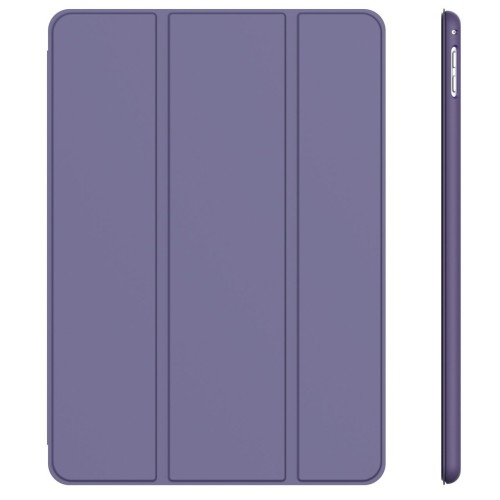 "iPad Pro 9.7 Case, JETech® the New iPad Pro 9.7 Case Cover for Apple iPad Pro 9.7"" 2016 Model with Auto Sleep/Wake (Purple)"