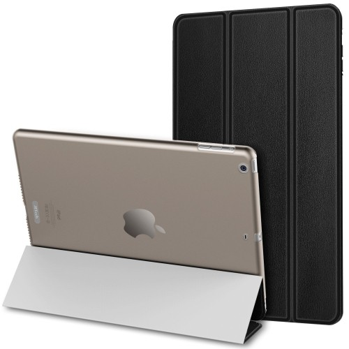 JETech iPad Air Case Slim-Fit Case Cover for Apple iPad Air iPad 5 w/Auto Sleep/Wake (Black)