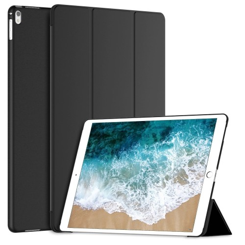 iPad Pro 12.9 2017 Case, JETech Case Cover for Apple iPad Pro 12.9-Inch 2017 All New Model Auto Sleep/Wake (Black)