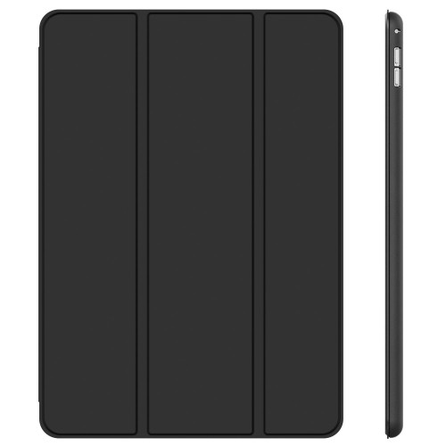 "JETech iPad Pro Case Cover for Apple iPad Pro 12.9"" 2015 with Auto Sleep/Wake (Black)"