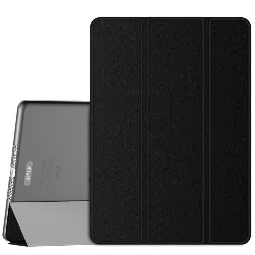 JETech iPad Mini Case for Apple iPad Mini 1/2/3 All Models Slim-Fit Folio with Auto Sleep/Wake (Black)
