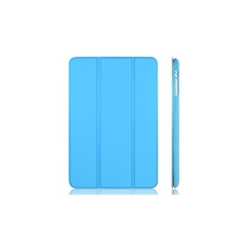 JETech iPad Mini Case for Apple iPad Mini 1/2/3 All Models Slim-Fit Folio with Auto Sleep/Wake (Light Blue)