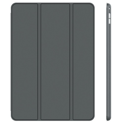 "iPad Pro Case, JETech® iPad Pro Slim-Fit Case Cover for Apple iPad Pro 12.9"" 2015 with Auto Sleep/Wake Function (Dark Grey)"