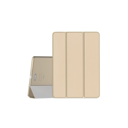 JETech iPad Mini Case for Apple iPad Mini 1/2/3 All Models Slim-Fit Folio with Auto Sleep/Wake (Gold) - 0479C
