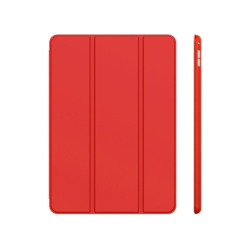 """iPad Pro Case, JETech iPad Pro Slim-Fit Case Cover for Apple iPad Pro 12.9"""" 2015 with Auto Sleep/Wake Function (Red)"""