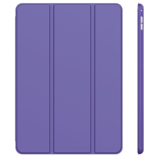 "iPad Pro Case, JETech® iPad Pro Slim-Fit Case Cover for Apple iPad Pro 12.9"" 2015 with Auto Sleep/Wake Function (Purple)"
