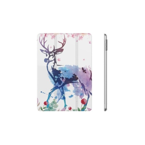 JETech iPad Mini Case for Apple iPad Mini 1/2/3 All Models Slim-Fit Folio with Auto Sleep/Wake (Lavender Deer)