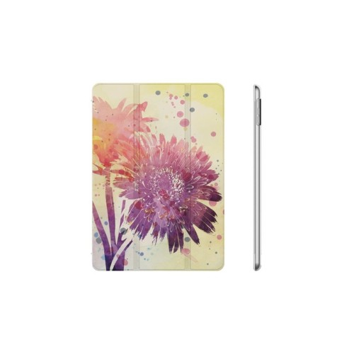 JETech iPad Mini Case for Apple iPad Mini 1/2/3 All Models Slim-Fit Folio with Auto Sleep/Wake (Mauve Gerbera)