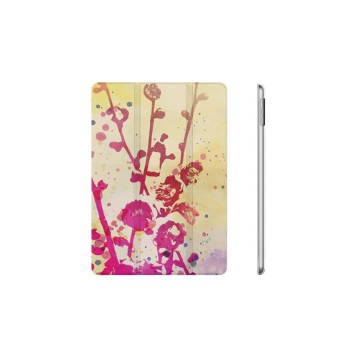 JETech iPad Mini Case for Apple iPad Mini 1/2/3 All Models Slim-Fit Folio with Auto Sleep/Wake (Plum Blossom)