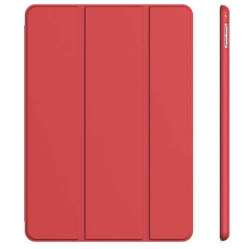 "iPad Pro 9.7 Case, JETech the New iPad Pro 9.7 Case Cover for Apple iPad Pro 9.7"" 2016 Model with Auto Sleep/Wake (Red)"