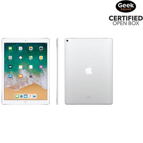 """Apple iPad Pro 12.9"""" 512GB with Wi-Fi - Silver - Open Box"""