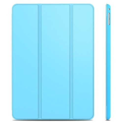 iPad Air 2 Case, JETech® iPad Air 2 Slim-Fit Case Cover, Lightweight Stand with Cover Auto Wake/Sleep (Blue)