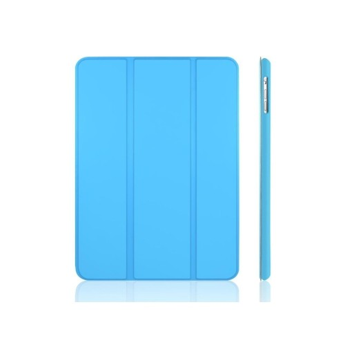 iPad Air Case, JETech® Gold Serial Slim-Fit Case Cover for Apple iPad Air iPad 5 with Auto Sleep/Wake Feature (Blue)