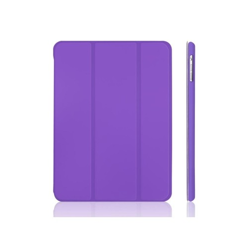 iPad Air Case, JETech® Gold Serial Slim-Fit Case Cover for Apple iPad Air iPad 5 with Auto Sleep/Wake Feature (Purple)