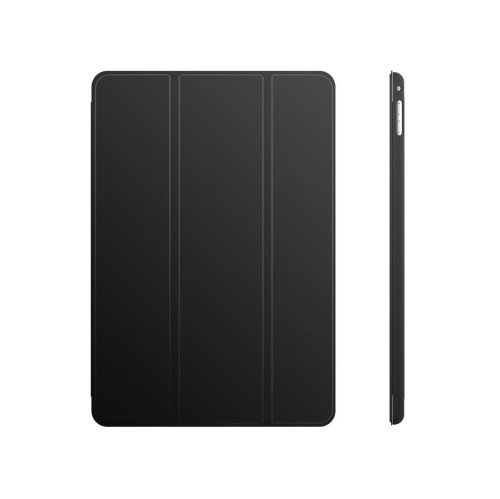JETech Gold Serial Apple iPad Mini 4 (2015) Slim-Fit Folio Case Cover with Auto Sleep/Wake (Black)