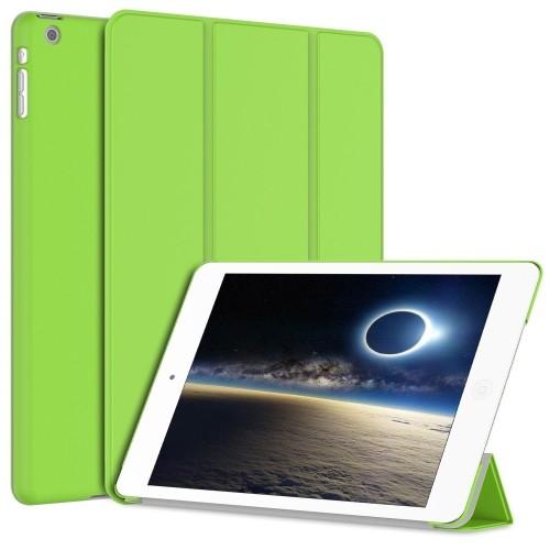 iPad Mini Case, JETech® Gold Serial iPad Mini 1/2/3 All Models Slim-Fit Folio Case Cover with Auto Sleep/Wake Feature (Green)