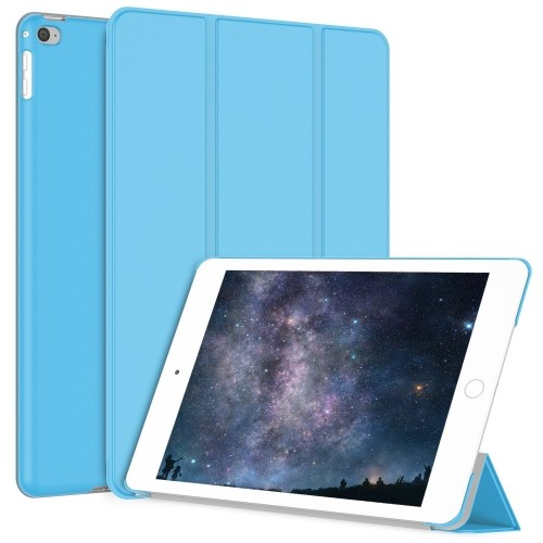 iPad Mini 4 Case, JETech® Gold Serial Apple iPad Mini 4 (2015) Slim-Fit Folio Case Cover with Auto Sleep/Wake (Blue)