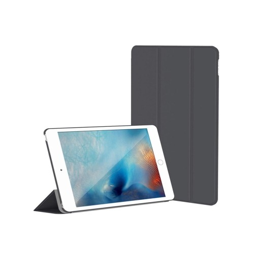 iPad Mini 4 Case, JETech® Gold Serial iPad Mini 4 Slim-Fit Folio Case Cover with Auto Sleep/Wake 2015 edition (Dark Grey)