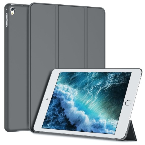 "iPad Pro 9.7 Case, JETech® iPad Pro 9.7"" 2016 Model with Auto Sleep/Wake (Dark Grey)"