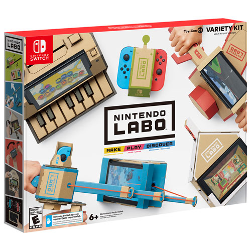 Nintendo Labo Toy-Con Variety Kit (Switch)