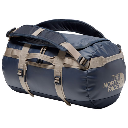 3dff5e68cbc The North Face Base Camp Laminate Duffle Bag - X-Small - Urban  Navy Crockery Beige (NF0A3ETN3NY) - Online Only