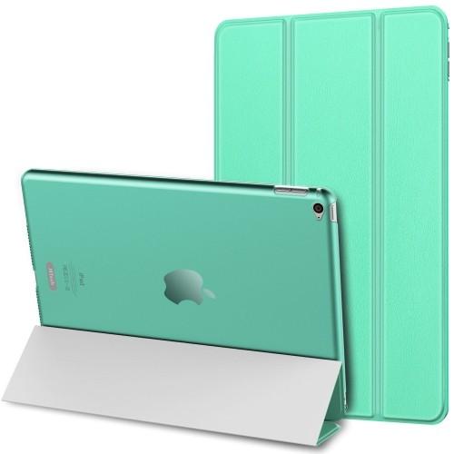 JETech iPad Air 2 Case Slim-Fit Smart Case Cover w/Auto Sleep/Wake-Mint Green