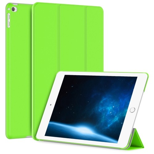 iPad Air 2 Case, JETech® iPad Air 2 Slim-Fit Case Cover, Lightweight Stand with Cover Auto Wake/Sleep (Green)