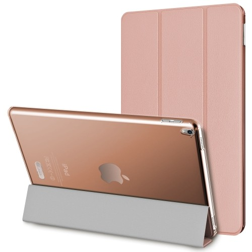 "JETech Apple iPad Pro 9.7 Case Cover for Apple iPad Pro 9.7"" 2016 Model with Auto Sleep/Wake (Rose Gold) - 3379D"