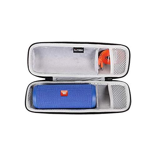 1206a43fea8 LTGEM EVA Hard Case Travel Carrying Storage Bag for JBL-Flip 3 or JBL Flip  4 Wireless Bluetooth Portable Speaker. Fits USB Cab | Best Buy Canada