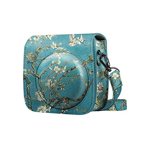 327d9ef19dea Fintie Protective Case for Fujifilm Instax Mini 8 Mini 8+ Mini 9 Instant  Camera - Premium Vegan Leather Bag Cover with Removab - Online Only